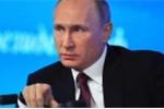 Putin: Nga sẽ đáp trả đầy đủ và tương xứng lệnh trừng phạt của Mỹ