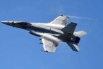 Chiến đấu cơ F/A-18 của Mỹ rơi tại Nhật, phi công mất tích