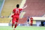 Hồ Tuấn Tài ăn mừng như anh họ Văn Quyến khi ghi bàn ở SEA Games