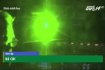 Bộ Công an truy tìm thủ phạm chiếu tia laser lên máy bay