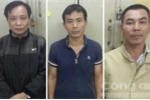Bắt 3 kẻ làm giả vé tàu tết lừa bán cho hành khách
