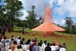 Kỳ diệu tháp nước 'Thạch Sanh' cứ vơi lại đầy của người nghèo châu Phi