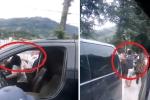 Video: Ông Tây bị đánh hội đồng sau va chạm giao thông xôn xao dân mạng