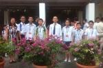 Học sinh Việt Nam giành 4 huy chương vàng Olympic Toán châu Á - Thái Bình Dương