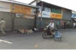 Người đàn ông nghi bị giết trước tiệm sửa xe ở Sài Gòn