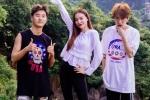 Hà Hồ bất chấp nguy hiểm khám phá động Thiên Đường cùng rapper Hàn Quốc Basick