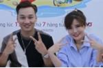 Hot girl Tú Linh tái ngộ khán giả sau khi kết hôn