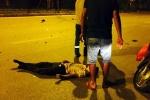 Chạy ngược chiều, xe hơi tông chết người giữa thủ đô