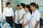 Phó Thủ tướng Vũ Đức Đam: 'Phải để tủ thuốc trạm y tế cũng nhiều như hiệu thuốc bên ngoài'