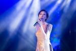 Dam Vinh Hung, liveshow Duyen Phan (6)
