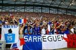 Bắt chước Iceland, Pháp ăn mừng kiểu chiến binh Viking