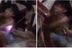 Thiếu niên bị nhóm người bịt miệng, tra tấn