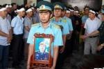 Lễ truy điệu Đại tá phi công Trần Quang Khải