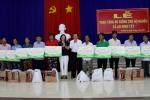 Masan Nutri-Science trao tặng 20 con bò giống cho người dân xã An Ninh Tây, tỉnh Long An