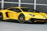 Cận cảnh Lamborghini Aventador SV La maXXina 800 mã lực