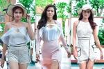 Ba Quán quân Top Model Mâu Thuỷ - Hương Ly - Ngọc Châu tranh nhau làm first face, vedette