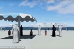UAE sẽ kéo băng Nam Cực về làm nước uống
