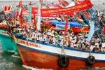 Tàu tham gia lễ hội lật chìm ở biển Gành Hào - Bạc Liêu: Thông tin chính thức