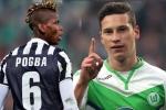 Tin chuyển nhượng tối 3/8: Pogba ở lại Juventus, Draxler đòi rời Wolfsburg