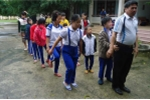 Lớp học kỳ diệu ở Bình Định của vị Giáo sư người Nhật