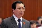 Nguyên Bộ trưởng Công thương Vũ Huy Hoàng bị đề nghị cảnh cáo
