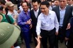 Toàn cảnh cuộc đối thoại giữa Chủ tịch Hà Nội với người dân Đồng Tâm