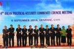 Các ngoại trưởng ASEAN nhóm họp tại Lào trước Hội nghị Cấp cao ASEAN