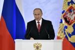 Tổng thống Nga Putin đọc thông điệp liên bang 2016