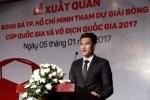 Cuối cùng Công Vinh vẫn chỉ là chủ tịch CLB kiểu Việt Nam