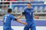 Kết quả U20 Nam Phi vs U20 Italia: U20 Italia thắng trận đầu tiên, quyết đấu Nhật Bản giành ngôi đầu