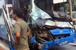 Tài xế xe khách mất phanh được 'dìu' xuống đèo: 'Chúng tôi rất cảm kích hành động của anh Phan Văn Bắc'