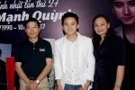 Phan Mạnh Quỳnh đón sinh nhật tuổi 27 ấm cúng bên bố mẹ