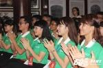 Nữ thủ khoa xinh đẹp ghi danh sổ vàng Văn Miếu năm 2016