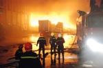 Xác định nguyên nhân vụ cháy trong khu công nghiệp ở Cần Thơ