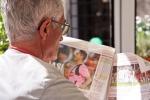 Tóc bạc ở nam giới - cẩn trọng nguy cơ bệnh tim mạch