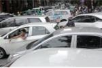 TP.HCM đồng ý nghiên cứu lập đề xuất thu phí ôtô đi vào trung tâm