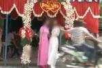 Đi xe tay ga cướp đám cưới, náo loạn đường phố Sài Gòn