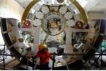 Video: Robot khổng lồ đào đường hầm tuyến Metro TP.HCM