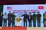 Việt Nam và Mỹ bắt đầu xử lý ô nhiễm dioxin giai đoạn 2 ở sân bay Đà Nẵng