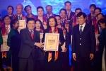 VinEco đạt danh hiệu Hàng Việt Nam chất lượng cao 2017