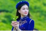 Ngắm nữ sinh Hà thành xinh đẹp khoe sắc bên đồi chè