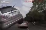 Những vụ tai nạn ô tô không tưởng