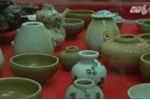 Loạt cổ vật hiếm trên con tàu đắm 700 tuổi ở Quảng Ngãi