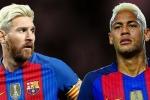 Neymar chia tay Barca: Vượt bóng Messi, trở thành số 1 thế giới
