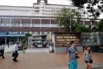 Bệnh nhân chết thương tâm khi ngã từ tầng 6 bệnh viện