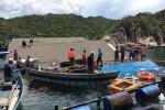 Xác định nguyên nhân chìm nhà hàng nổi ở Ninh Thuận
