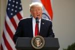 Ông Trump muốn xử lý sớm 'mối đe dọa hạt nhân Triều Tiên'