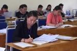 Chấm thi THPT quốc gia 2016: Môn Toán ít điểm 10, nhiều điểm liệt