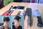 Trộm tài sản nhà quan chức, hai siêu trộm bị bắt