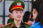 Bật mí chàng trai đầu tiên của Học viện Cảnh sát tham gia Tàu thanh niên Đông Nam Á 2017